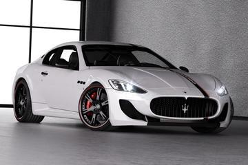 Maserati MC Stradale Demonoxious: 666 pk