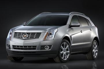 Begin volgend jaar nieuwe Cadillac SRX
