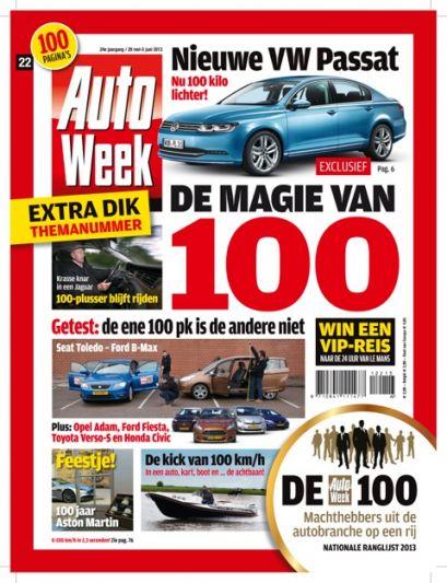 AutoWeek 22 2013