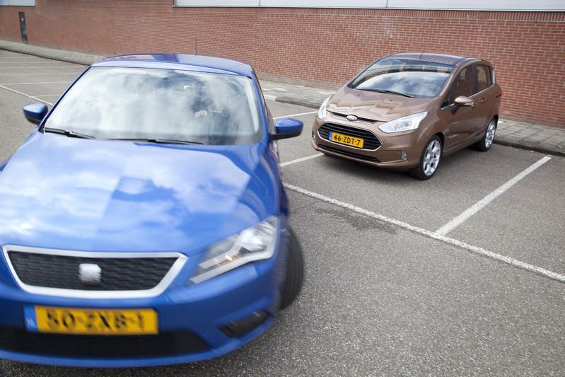 Seat Toledo 1.2 TSI - Ford B-Max 1.0