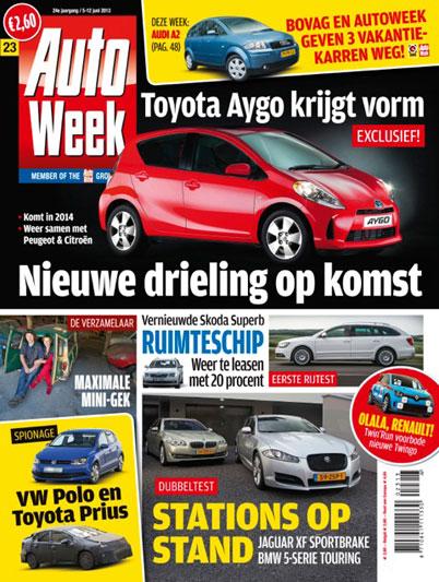 AutoWeek 23 2013