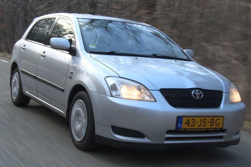 Klokje Rond - Toyota Corolla