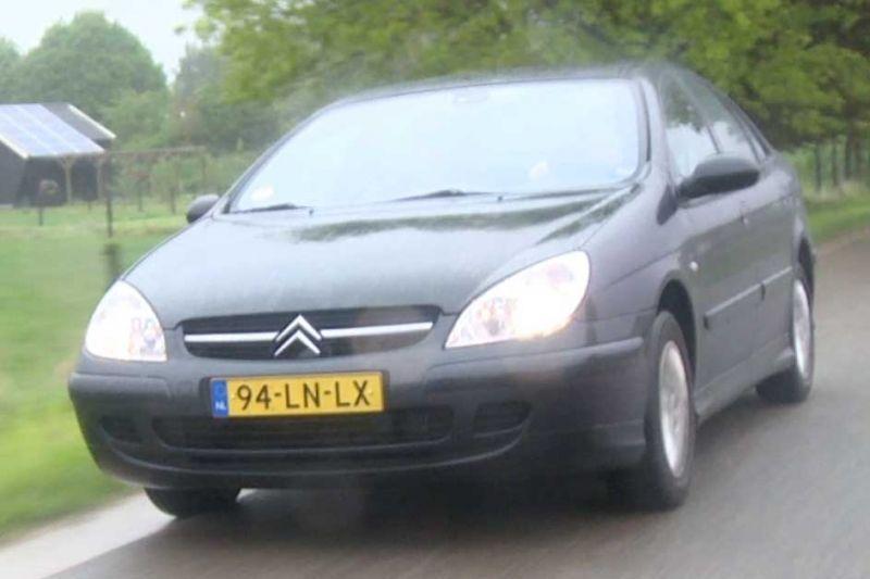 Klokje Rond - Citroën C5 HDi