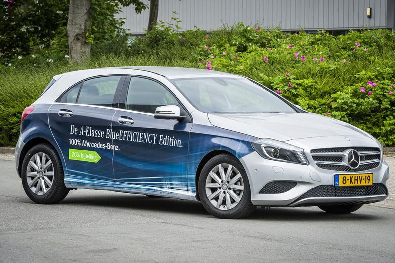 Mercedes A 180 CDI BlueEfficiency Edition