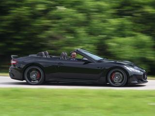 Novitec fokt Maserati Gran Cabrio MC flink op