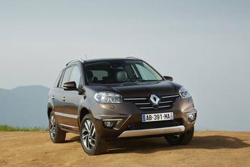 Alweer vernieuwd: Renault Koleos