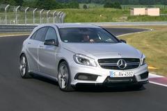 Rij-impressie Mercedes-Benz A45 AMG