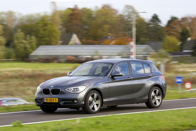 BMW 116i (2013)