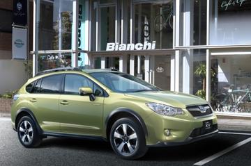 XV Hybrid is eerste hybride Subaru