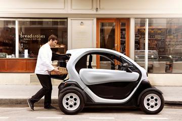 Renault Twizy in besteluitvoering!