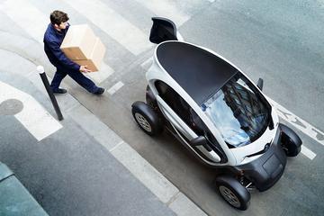 Renault Twizy als Cargo iets duurder
