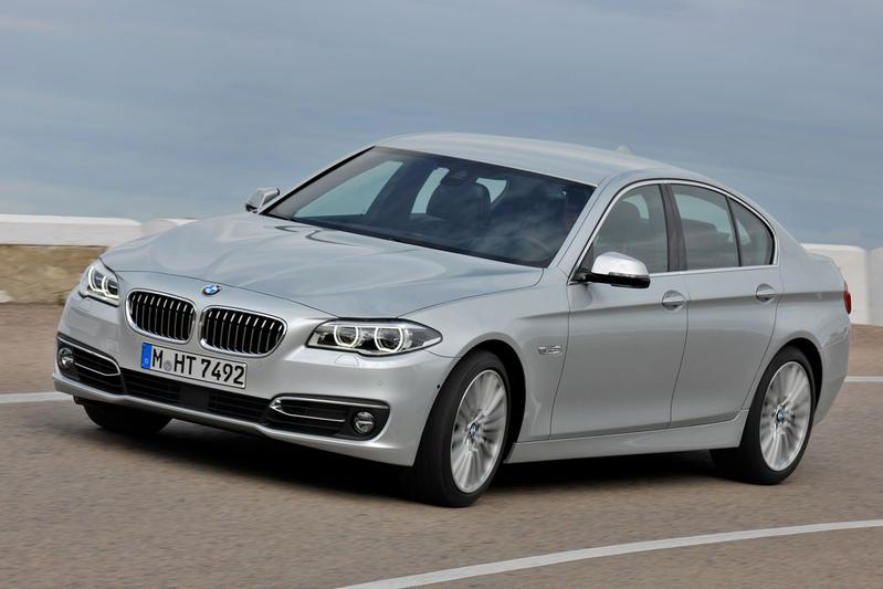 BMW 520d High Executive (2015)
