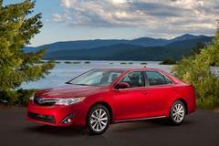 Toyota Camry gaat weer voor koppositie in VS