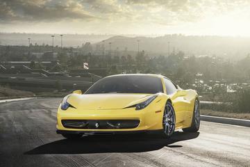 Ferrari 458 Italia volgens Vorsteiner