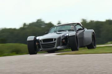 Rij-impressie Donkervoort D8 GTO