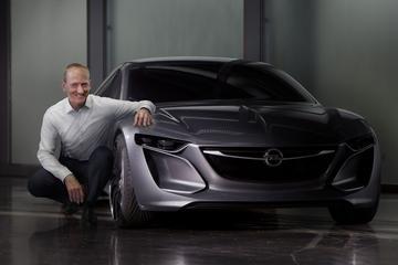 Opel Monza Concept mag naar buiten