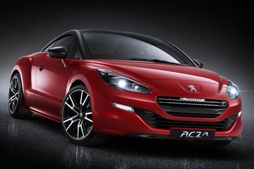 Sterkste Peugeot ooit: RCZ R
