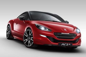 En de Peugeot RCZ R kost...