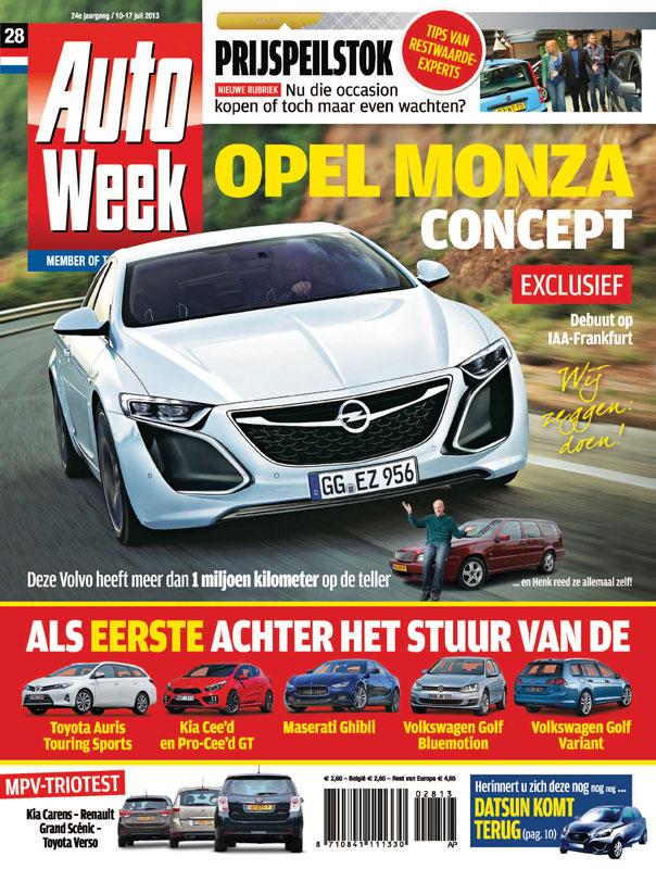 AutoWeek 28 2013