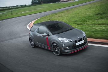 Gereden: Citroën DS3 Cabrio Racing