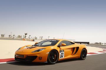 McLaren presenteert circuitbeest: 12C GT Sprint