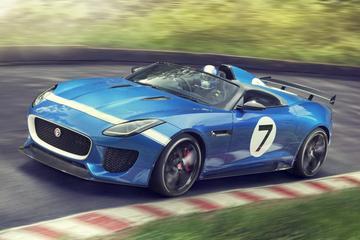 Jaguar Project 7 is D-Type voor deze eeuw
