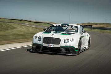 Bentley onthult Continental GT3