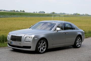 Rolls-Royce Ghost facelift op komst