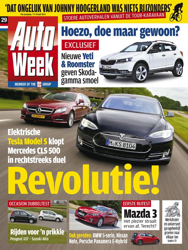 AutoWeek 29 2013