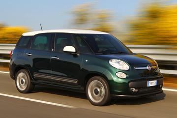 Fiat 500L Living heeft prijzen