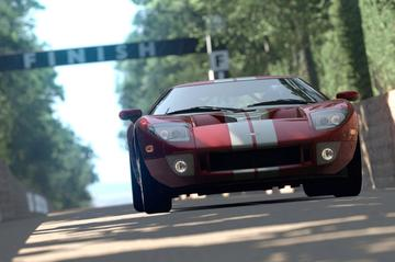 Hillclimb Goodwood in Gran Turismo 6