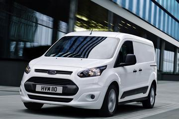 Ford plakt prijsjes op Transit Connect