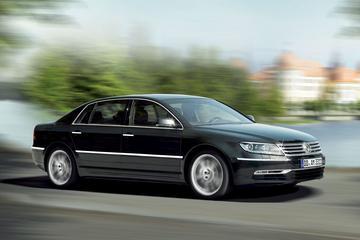 Volkswagen stuurt Phaeton weer terug naar VS