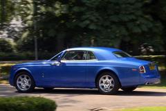 Rij-impressie Rolls-Royce Phantom Coupe