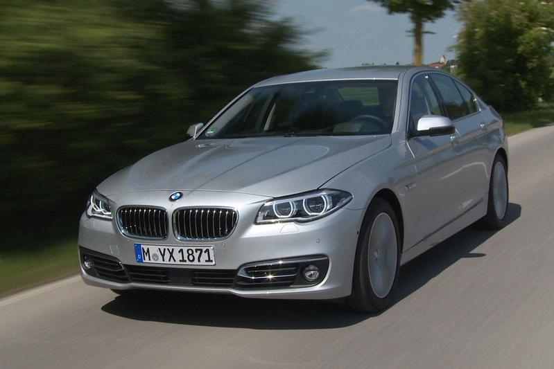 Rij-impressie BMW 5-serie (en voorgangers)