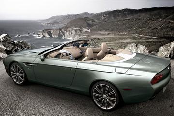 Zagato viert eeuwfeest Aston Martin met Centennial