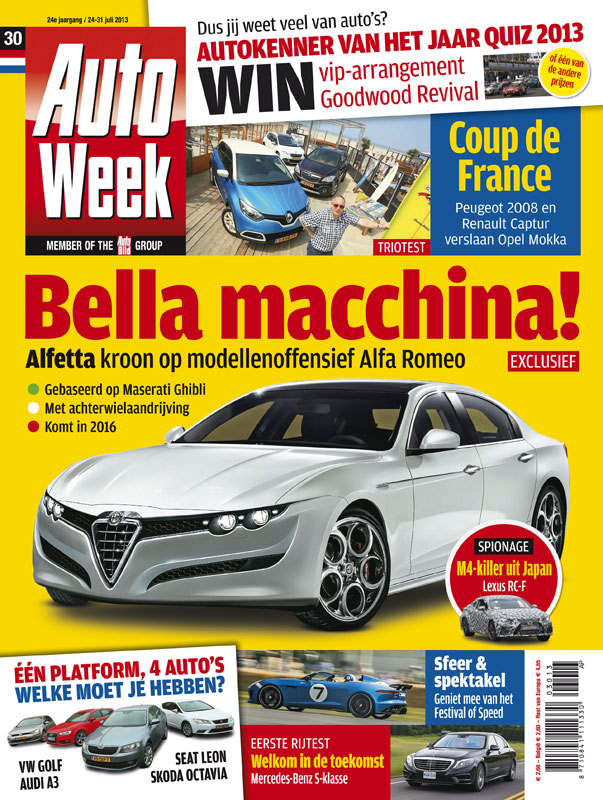 AutoWeek 30 2013