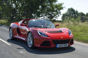 Gereden: Lotus Exige S Roadster