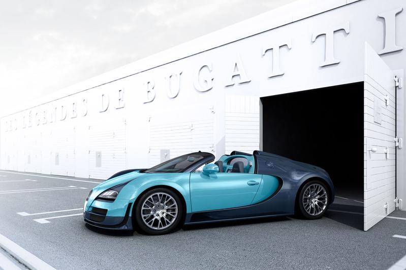 Geruchtenmolen: Nieuwe Bugatti Veyron als hybride