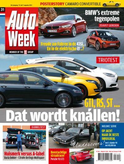 AutoWeek 31 2013
