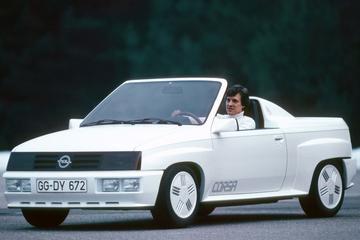 Opel Corsa Spider
