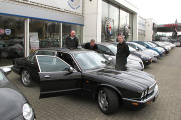 Lastige inruilers: Daimler 4.0 V8 LWB
