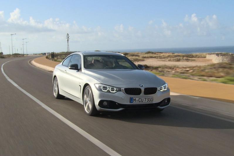 Rij-impressie BMW 4-serie
