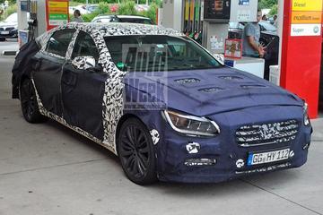 Hier tankt de nieuwe Hyundai Genesis