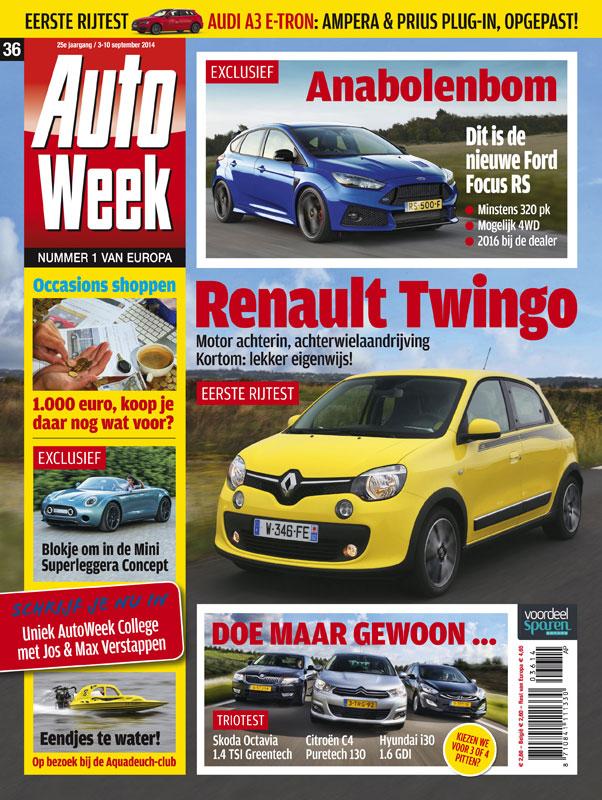 AutoWeek 36 2014