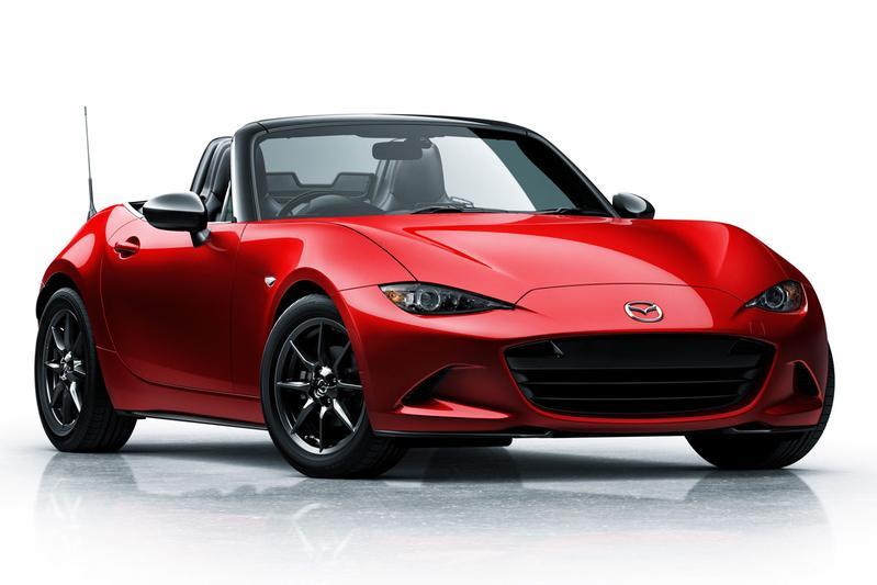 Dit is de nieuwe Mazda MX-5!