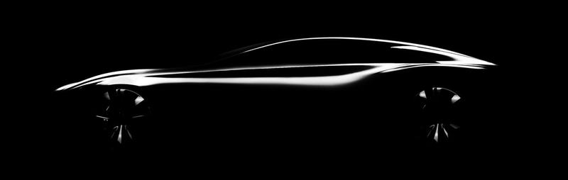 Infiniti komt met concept vierpersoons limo
