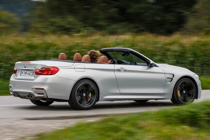 Rij-impressie - BMW M4 Cabriolet