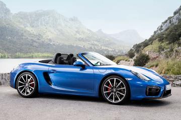 Porsche Boxster GTS - Cayman GTS