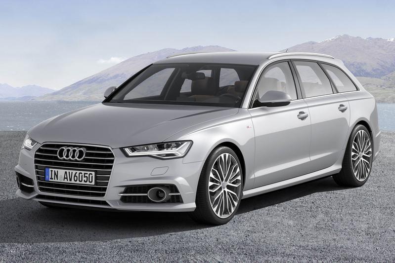 Audi A6 Avant 2.0 TDI ultra 150pk (2016)